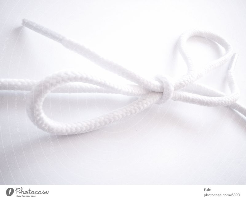 White Things Cloth String Bow