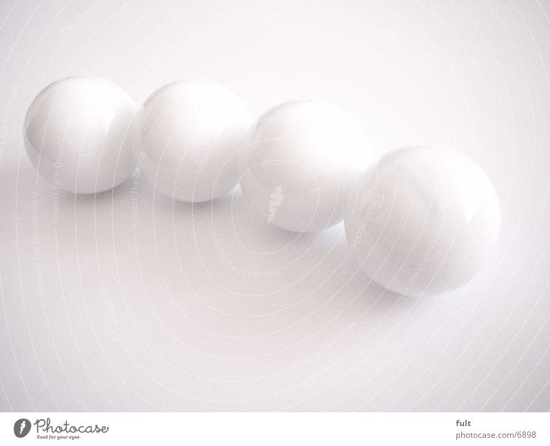 balls White 4 Things Sphere Glass