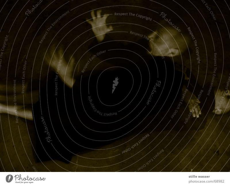 Hand Life Dark Cold Death Fear Concrete Obscure Coat Panic Shock