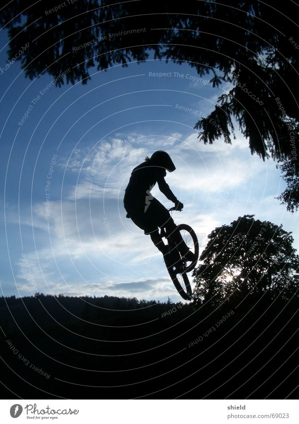 Sky Sports BMX bike Mountain bike Trick