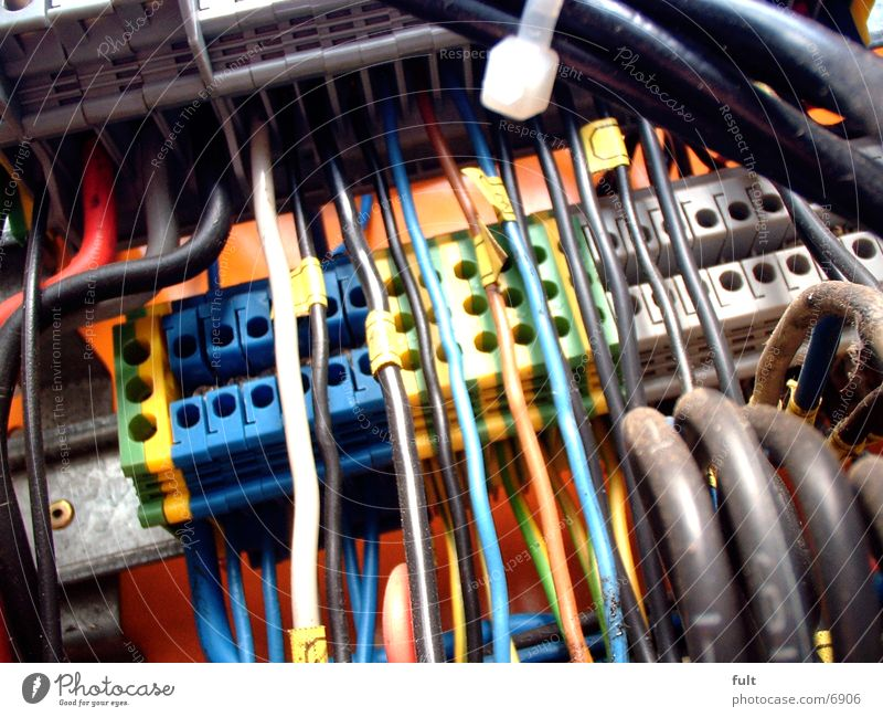 Industry Cable String Box Production Fuse-box