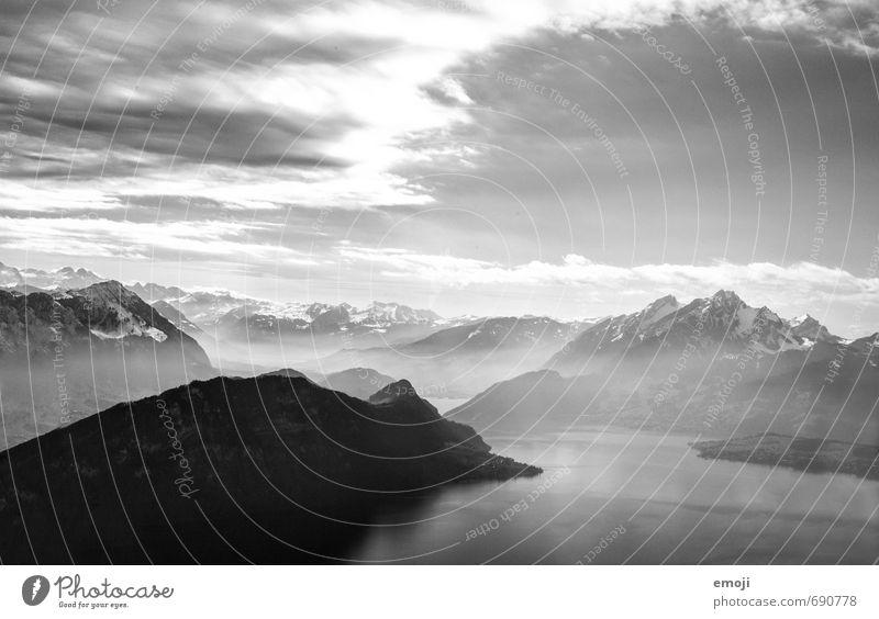Sky Nature Landscape Environment Mountain Exceptional Threat Peak Alps