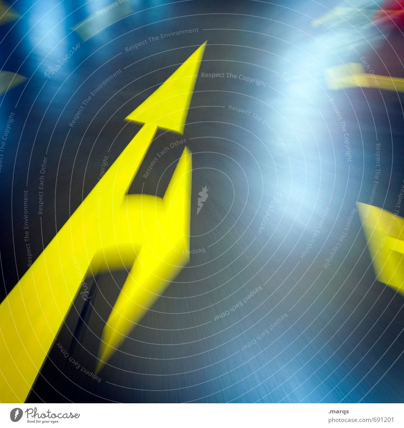 Black Yellow Lanes & trails Style Gray Line Signs and labeling Transport Speed Crazy Future Cool (slang) Driving Target Arrow