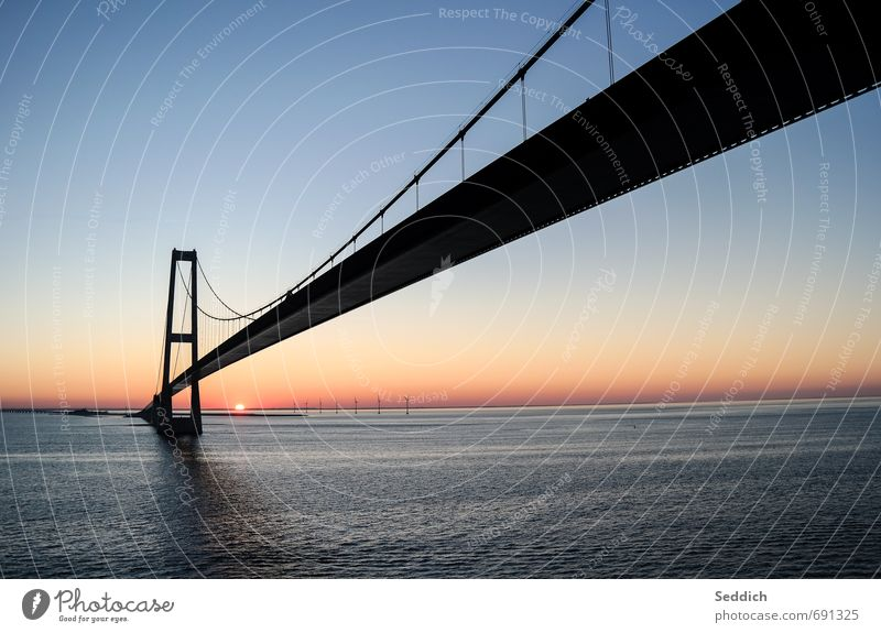 Sky Vacation & Travel Water Sun Landscape Coast Spring Architecture Exceptional Art Moody Horizon Contentment Tourism Bridge Driving