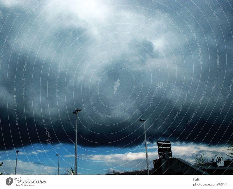 Sky Clouds Lantern
