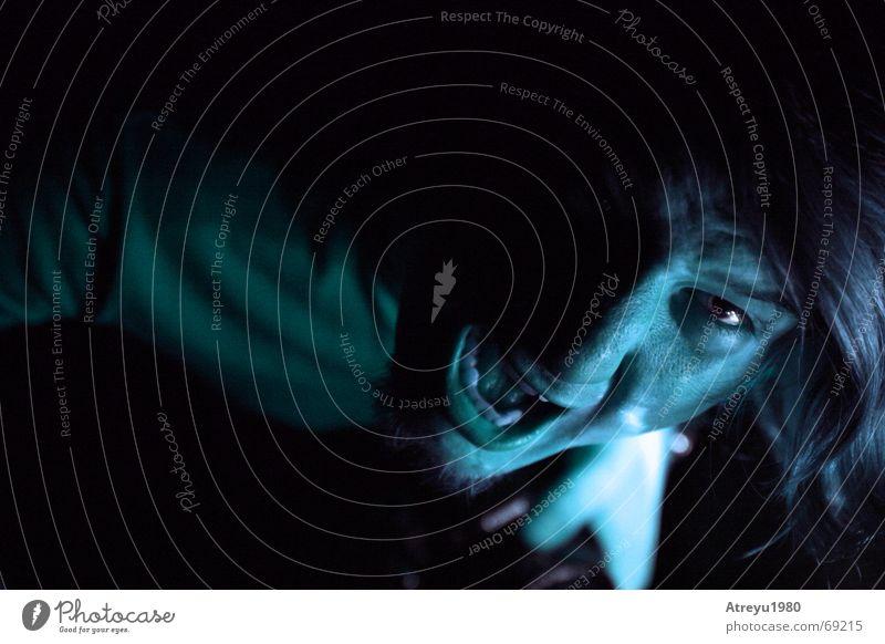 lycantrophy II Scream Dark Hazy Moonlight Night Pain atreyu galle77
