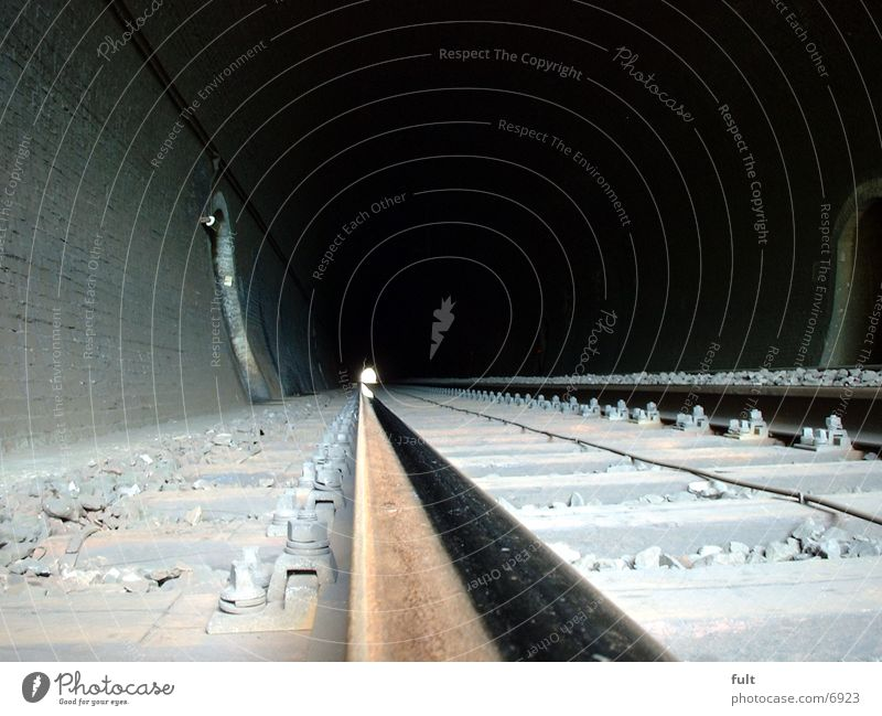 tunnels Tunnel Railroad tracks Concrete Architecture Stone