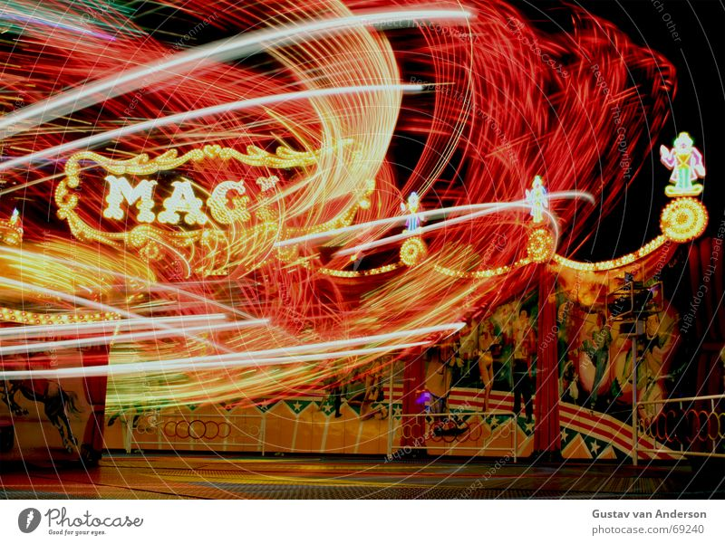 Joy Movement Music Round Fairs & Carnivals Leipzig Vertigo Multicoloured