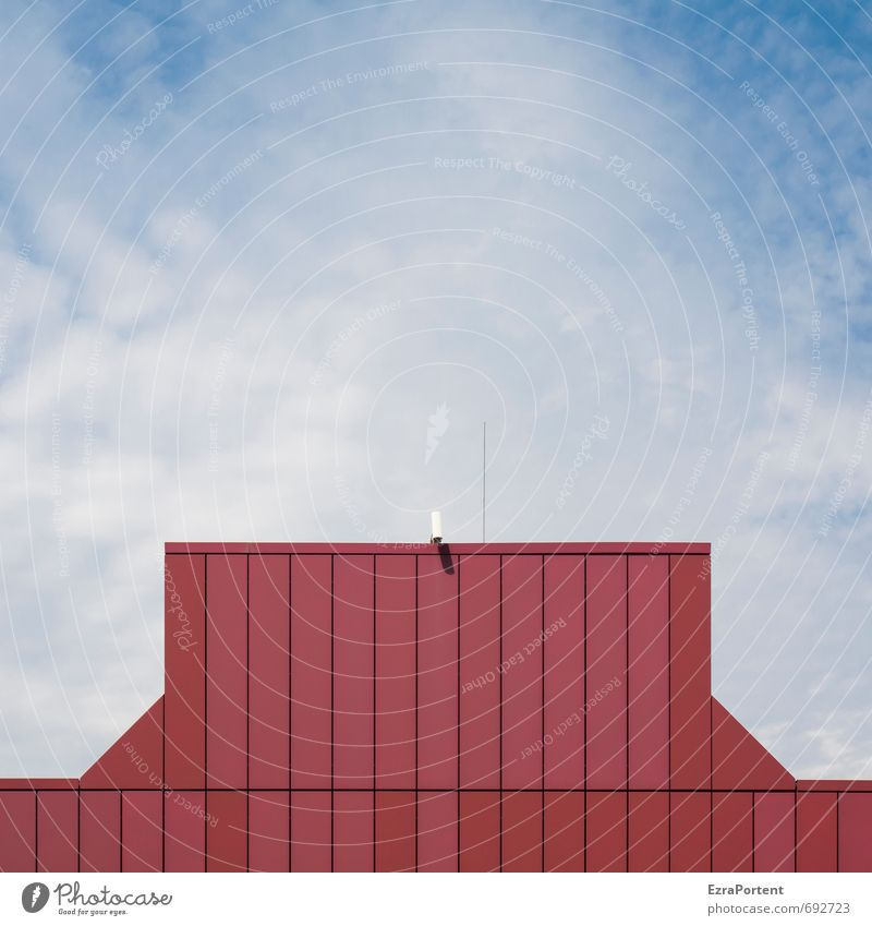 observer Technology Environment Sky Clouds House (Residential Structure) Industrial plant Manmade structures Building Architecture Wall (barrier)