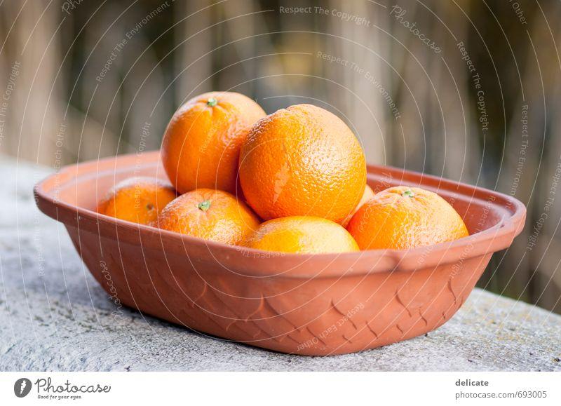 Oranges II Food Fruit Fruity Orange peel Healthy Nutrition Vegan diet Eating Breakfast Organic produce Vegetarian diet Diet Bowl Lifestyle Healthy Eating