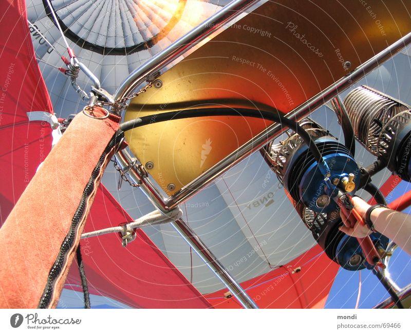 Air Airplane Blaze Aviation Hot Hot Air Balloon Flame Gas burner