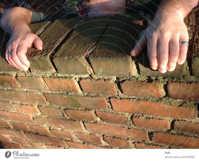 max climb Hand Wall (barrier) Man warp Tall