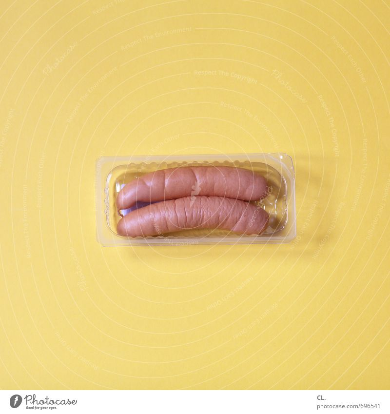 Yellow Healthy Eating Food Esthetic Nutrition Shopping Attachment Delicious Overweight Whimsical Bowl Meat Diet Sausage Modest