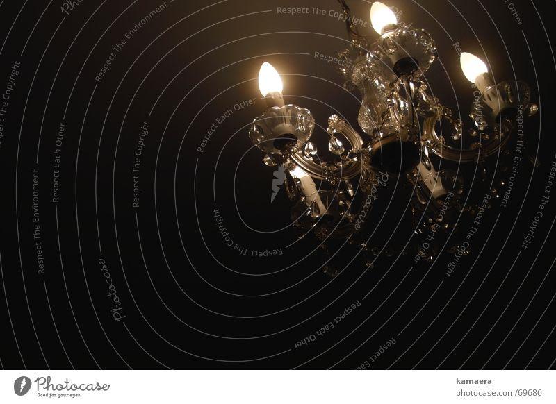Lamp Dark Feasts & Celebrations Electric bulb Festive Chandelier