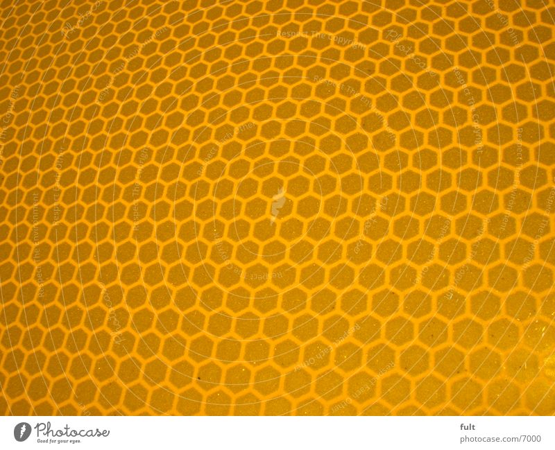 300 Honeycombs Yellow Style Photographic technology Honey-comb Orange