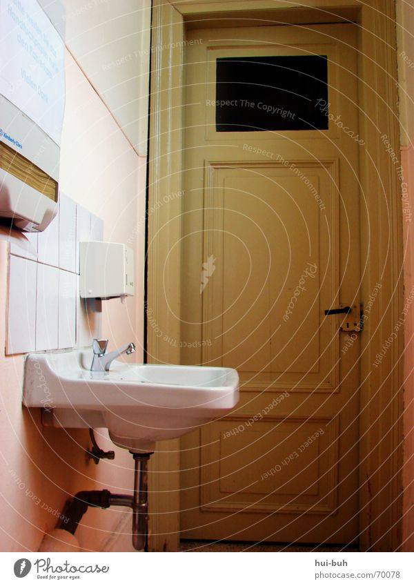 Water Old Window Room Door Tall Paper Floor covering Toilet Ruin Heater Door handle Blanket Flow Frame Tap