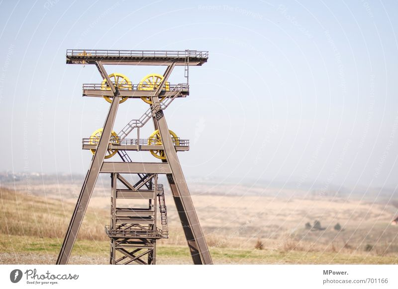 Blue Heaven Energy industry Technology Industry Machinery Environmental pollution Mining Energy crisis Nuclear Power Plant Miner Shaft Soft coal mining