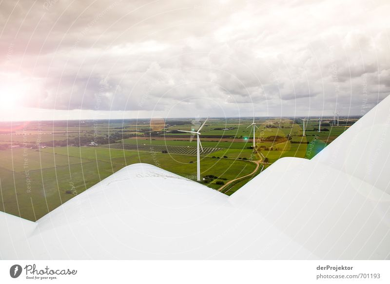 Light on the horizon for wind power Technology Science & Research Advancement Future High-tech Energy industry Renewable energy Wind energy plant Industry