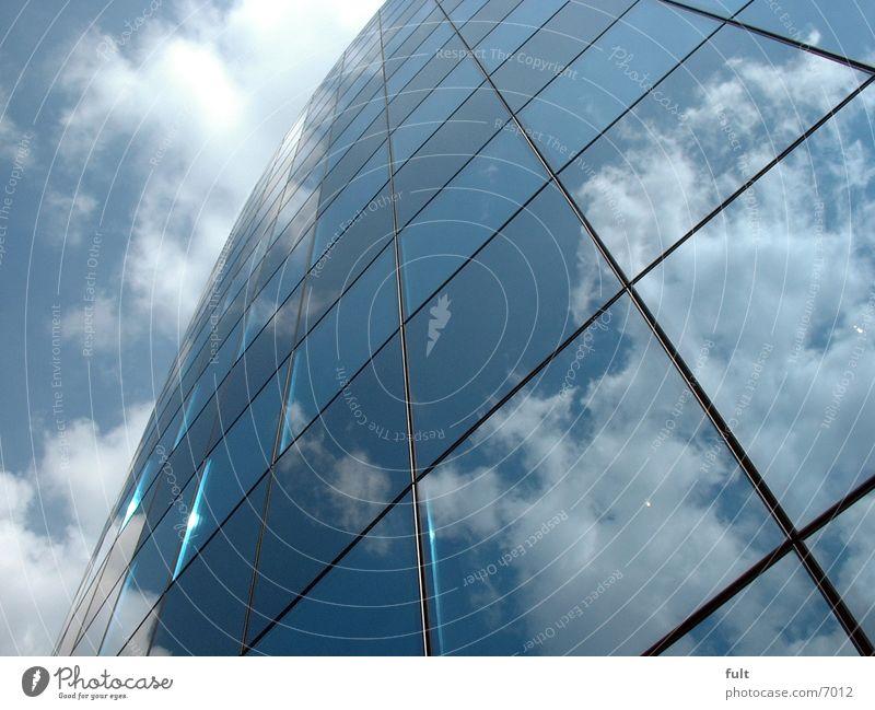 mirror facade Facade Architecture speigelfassade Glass Sky