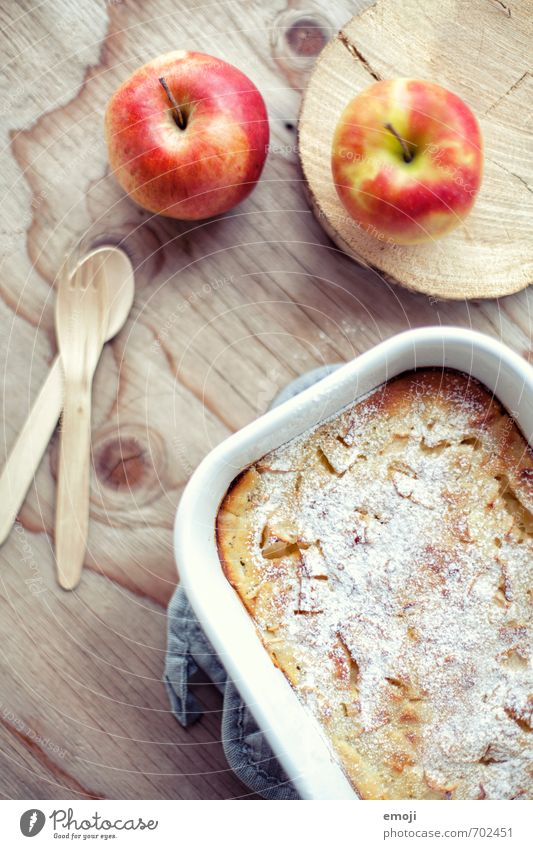 Nutrition Sweet Candy Delicious Apple Cake Picnic Dessert Slow food