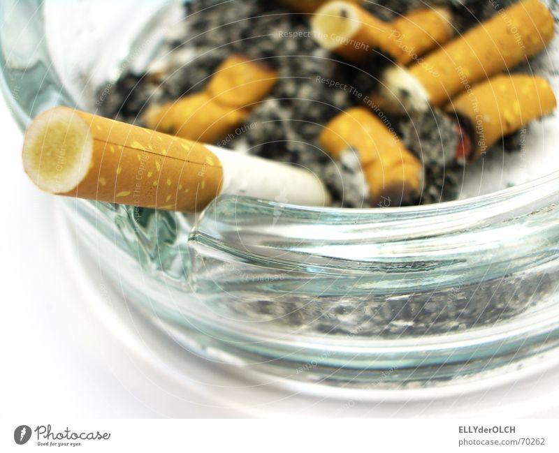 Glass Smoking Cigarette Odor Tar Unhealthy Ashes Ashtray Nicotine Malodorous Cigarette Butt Harmful to health Non-smoker protection Health hazard
