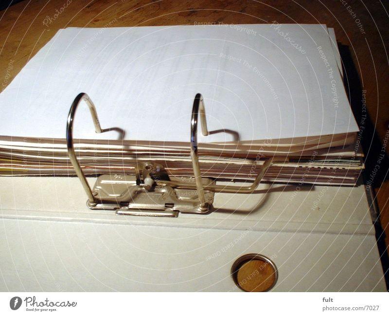 folder Paper File
