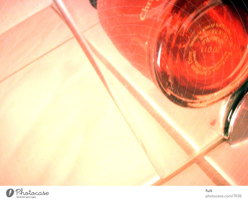 Fahrenheit Aftershave Red Things Glass