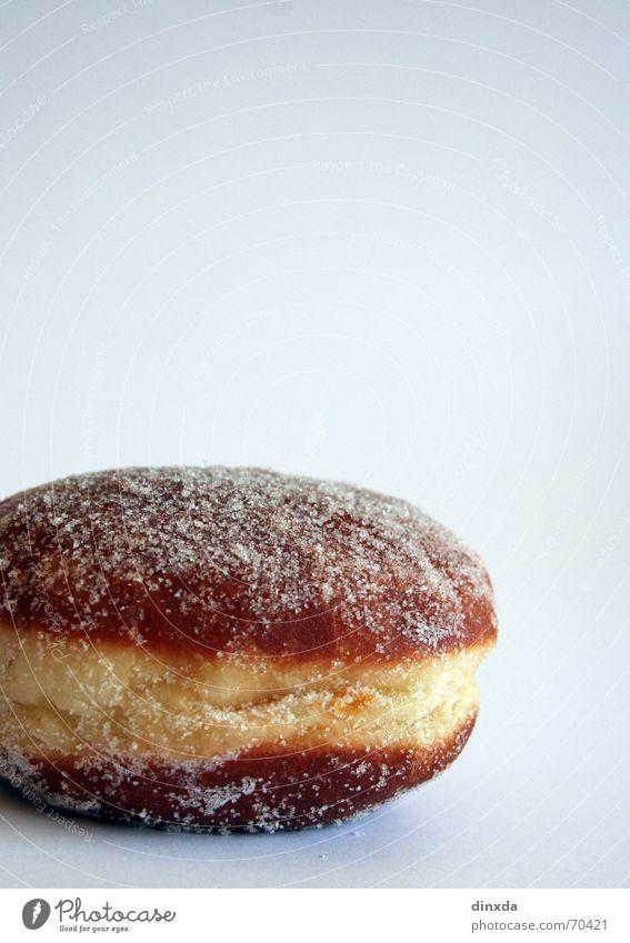 ick am a berliner Bakery Baked goods Dessert Sweet Candy Nutrition Sugar Calorie