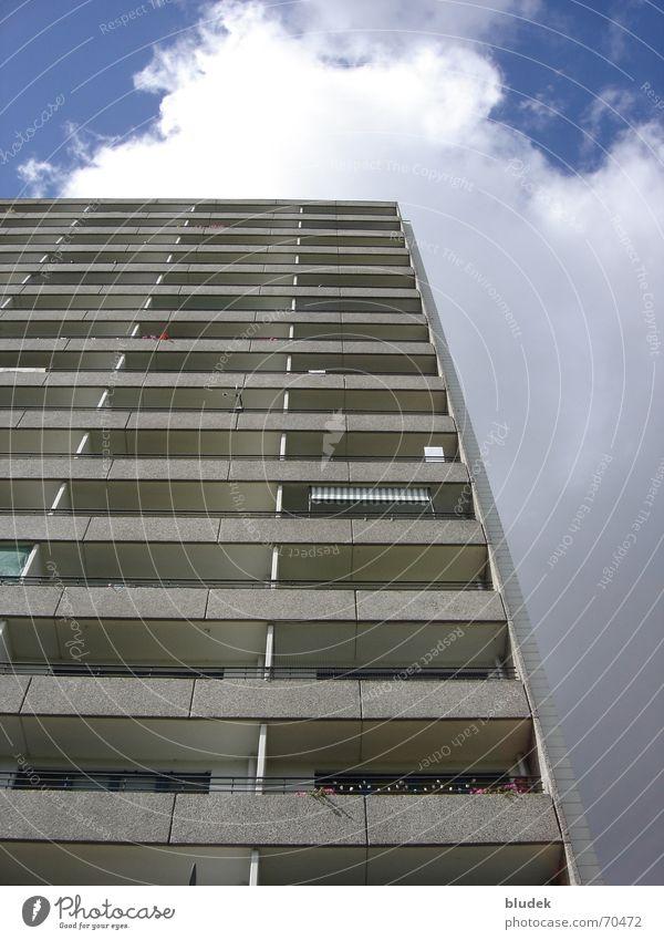 Sky Building High-rise Story Bremen Osterholz