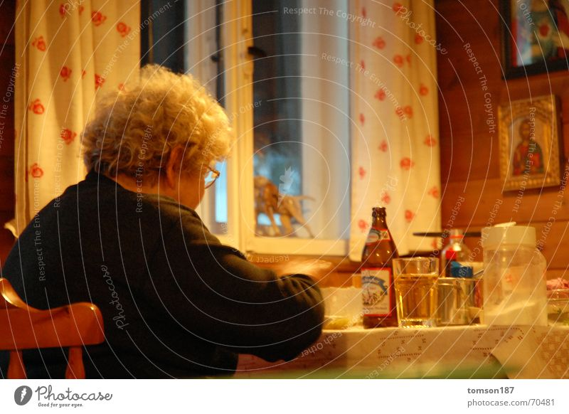 Nutrition Religion and faith Drinking Living room Cozy Meal Bavaria Grandparents