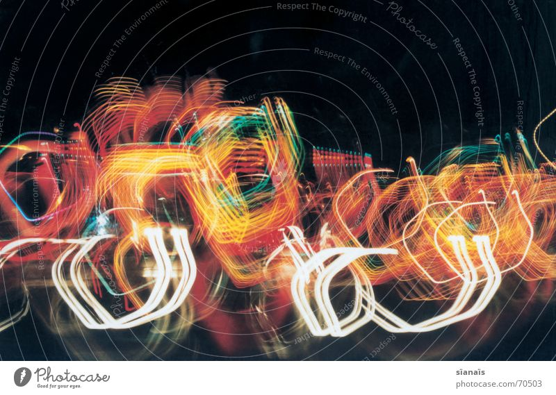 Blue White Green Red Joy Colour Black Yellow Playing Lamp Park Orange Bicycle Power Speed Circle