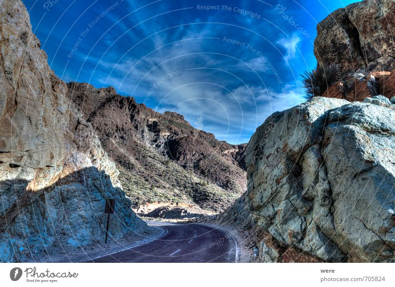 Caldera de las Cañadas Vacation & Travel Tourism Trip Adventure Mountain Environment Nature Landscape Plant Elements Earth Sky Peak Volcano Calm Longing