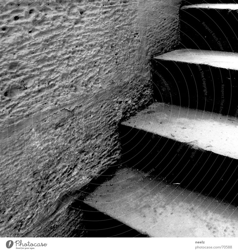 Wall (building) Stairs Upward Ascending Downward Cellar
