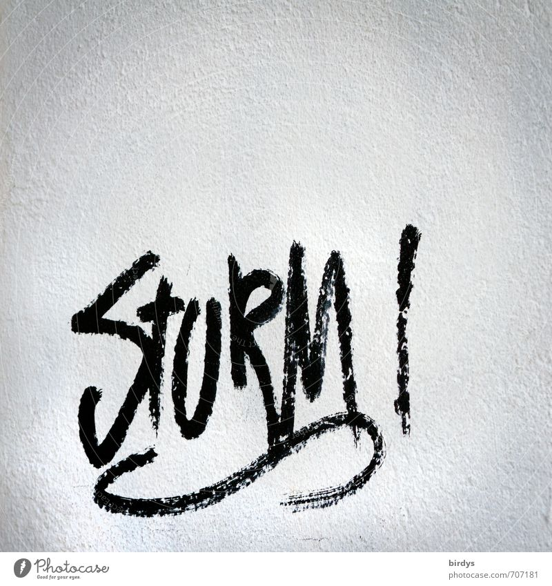 White Black Wall (building) Graffiti Exceptional Power Characters Esthetic Energy Youth culture Gale Street art Weather
