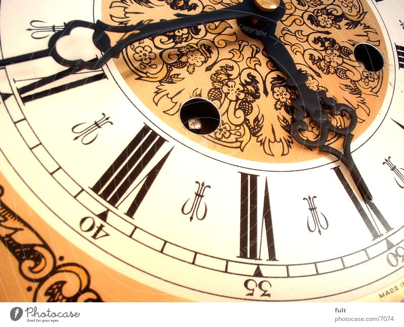 Clock Living or residing Digits and numbers Roman numerals Clock hand maggot