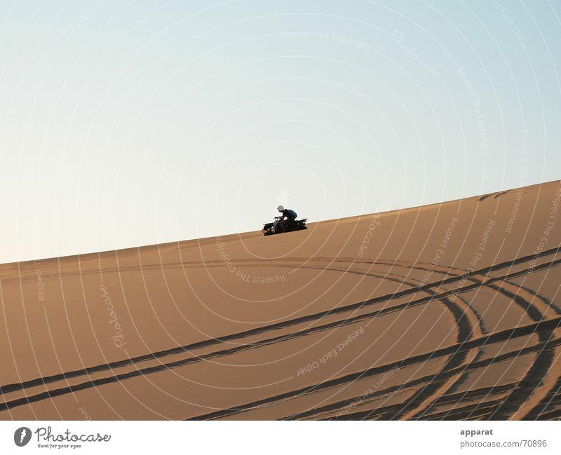 Freedom Sand Desert Namibia