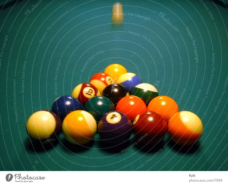 pool Pool billard Swimming pool Table Felt Style Pool (game) Sphere Movement