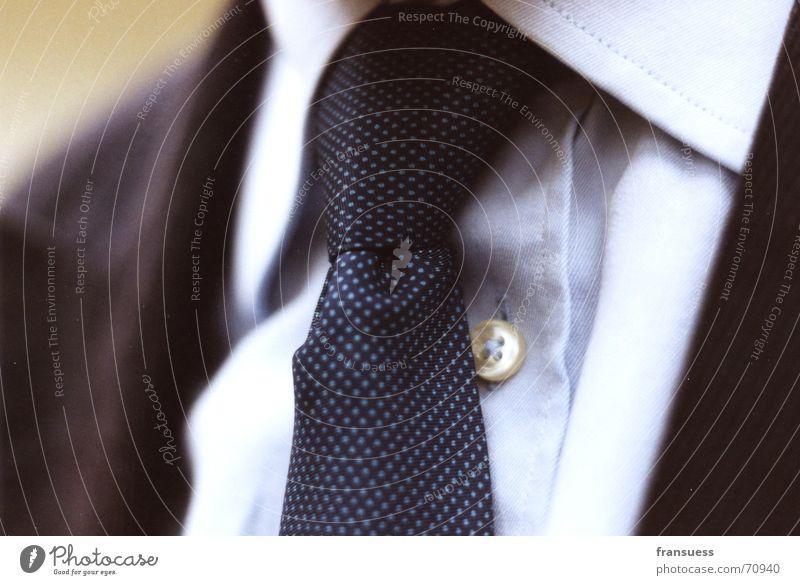Man Blue Arrangement Masculine Jacket Shirt Fine Tie Going out Management