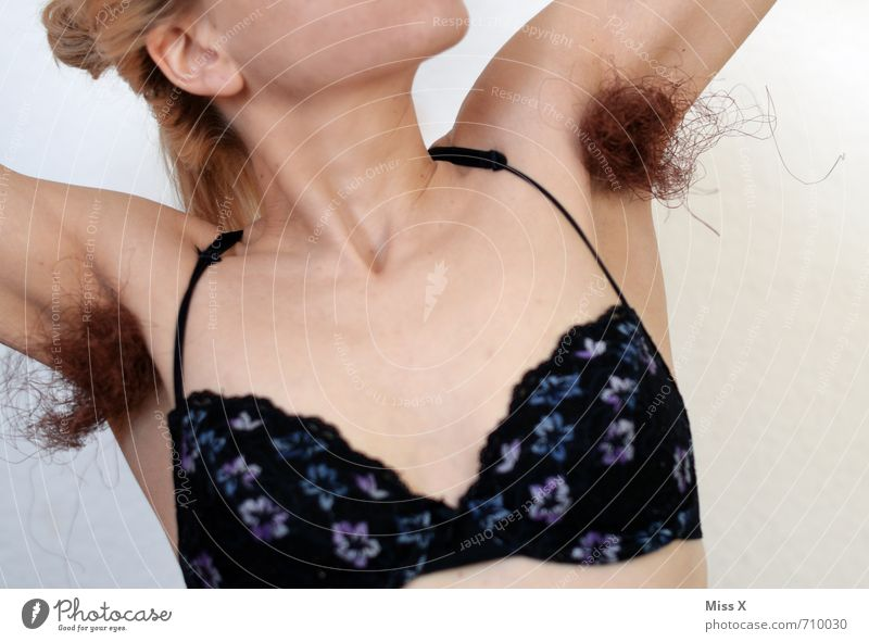 Wild growth :-D Beautiful Personal hygiene Hair and hairstyles Skin Human being Feminine Woman Adults Chest Arm 1 18 - 30 years Youth (Young adults) Underwear