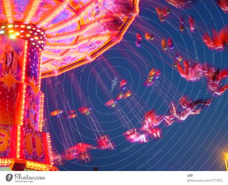 Chain carousel Fairs & Carnivals Amusement Park Visual spectacle chains carousel Libori Evening Feasts & Celebrations