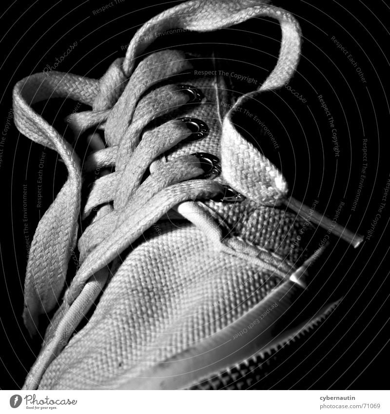 White Walking Sneakers Knot Shoelace