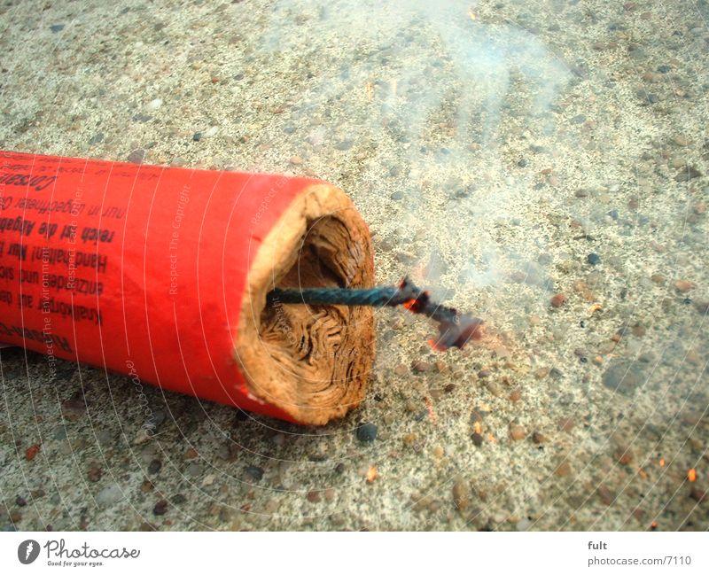 Style Blaze Concrete Things Firecracker Burn Idea Fuse