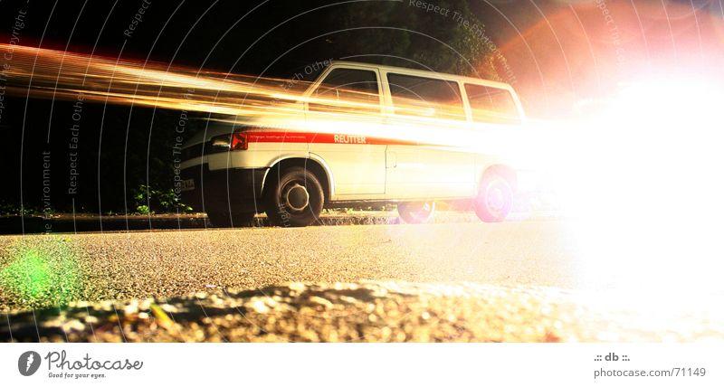 REUTTER::. Light Night reutter Painter Colour Street Car flash