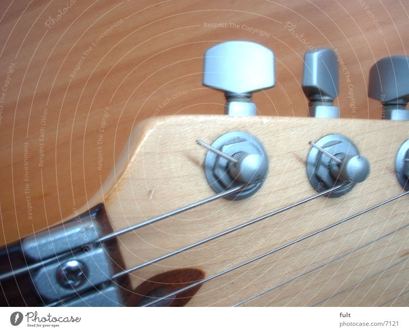 Style Music Wood Art Things Guitar Side