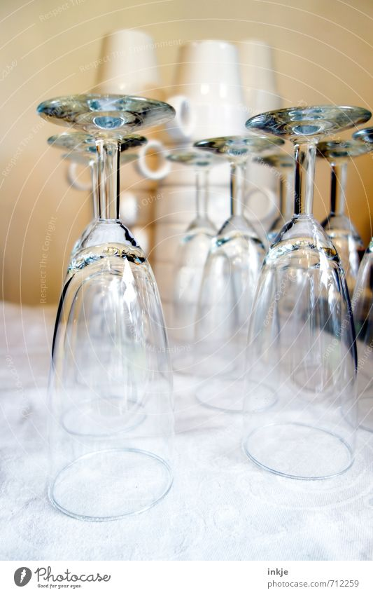 *Prosecco head* Nutrition Crockery Cup Champagne glass Glass Services Gastronomy Restaurant Clean Emotions Anticipation Hospitality Orderliness Cleanliness