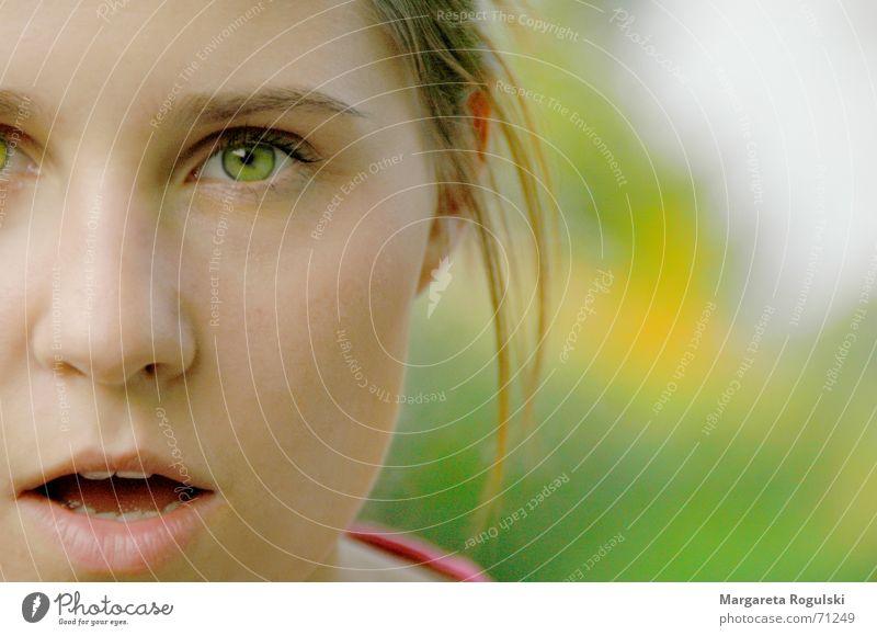 amazement Woman Amazed Dexterity secured eyes Nose Mouth shock