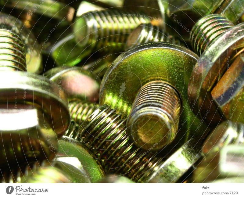 Style Metal Technology Screw Electrical equipment Screw thread