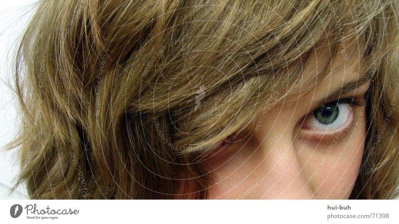 Human being Eyes Hair and hairstyles Fear Nose Gap Bangs Mistrust Tilt Misunderstanding