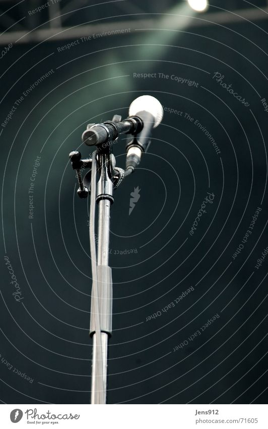Calm Black Music Wait Fog Cable Concert Stage Boredom Drape Microphone Stage lighting Floodlight Scaffold Tripod