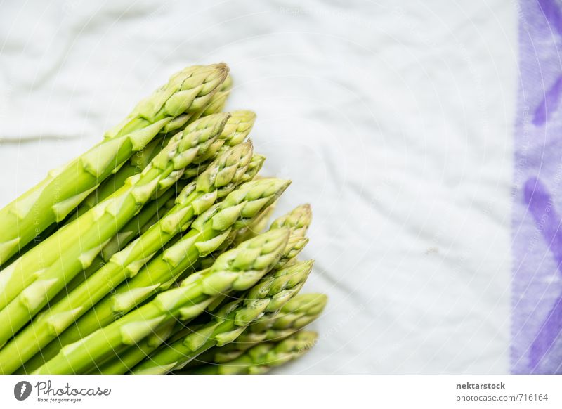 Fresh asparagus Food Lettuce Salad Fruit Asparagus Nutrition Organic produce Vegetarian diet Healthy Healthy Eating green vegetable ingredient raw bundle